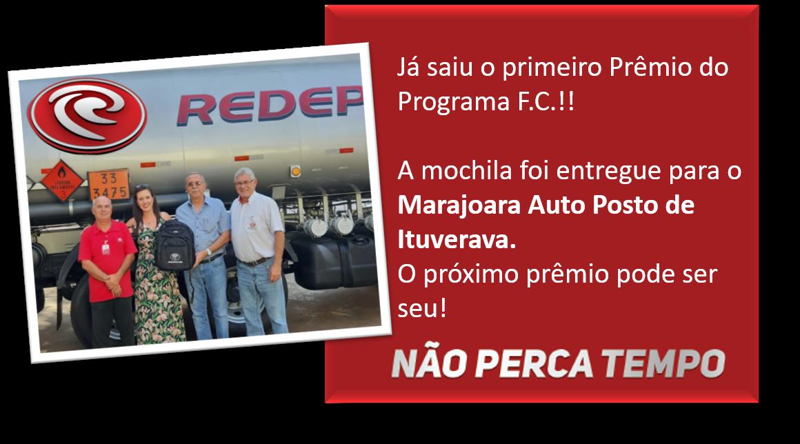 Entrega de prêmios Marajoara - banner site